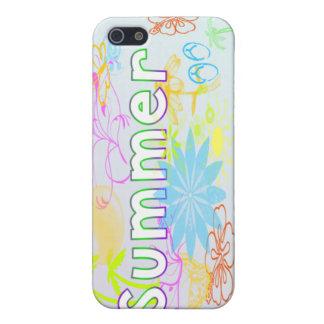 De tropische Zomer iPhone 5 Case