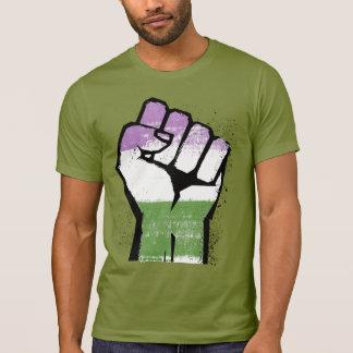 De Trots en de Macht van Genderqueer T Shirt