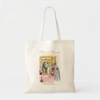 De Trots & Nadeel Jane en Bingley van Jane Austen Draagtas
