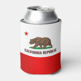 De Trots van Californië Blikjeskoeler