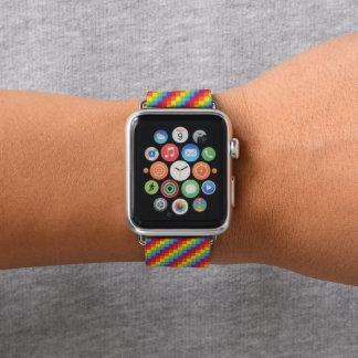 De Trots van de Pixel LGBT van de regenboog