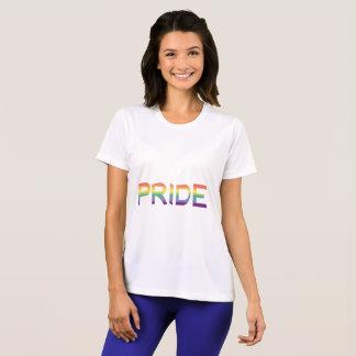 De Trots van de Vlag van de regenboog T Shirt