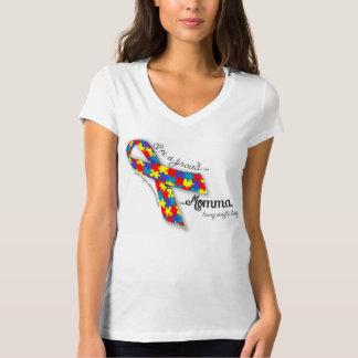 De Trots van het autisme - Trotse Mamma's T Shirt