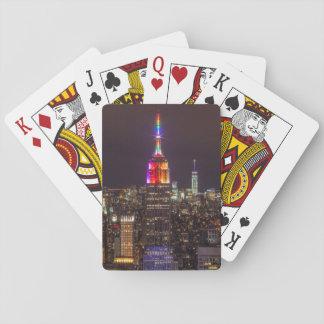 De Trots van het Empire State Building Speelkaarten
