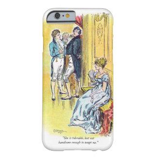 De Trots van Jane Austen & het Citaat van het Barely There iPhone 6 Hoesje