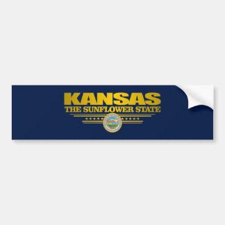De Trots van Kansas Bumpersticker