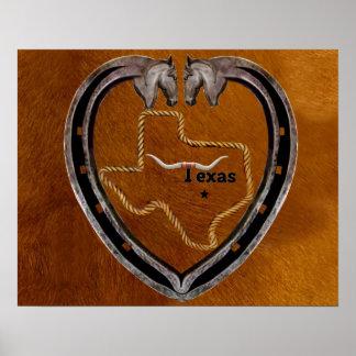 De Trots van Texas Poster