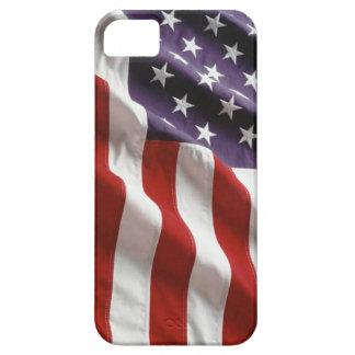 De trotse en Patriottische V.S. Iphone 5 Dekking Barely There iPhone 5 Hoesje