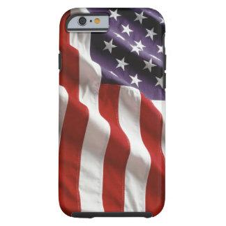 De trotse en Patriottische V.S. Tough iPhone 6 Hoesje