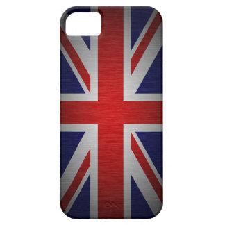 De trotse en Patriottische Vlag Iphone 5 van de Un Barely There iPhone 5 Hoesje