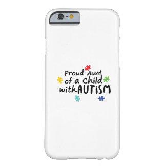 De trotse Gift van het Lint van het Raadsel van de Barely There iPhone 6 Hoesje