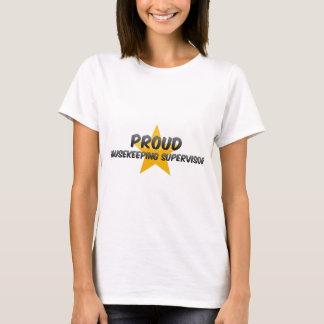 De trotse Supervisor van het Huishouden T Shirt