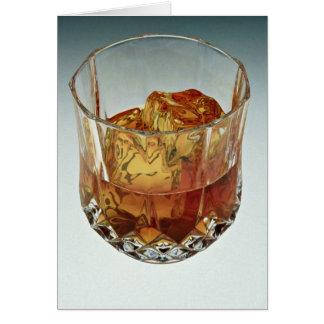 De tuimelschakelaar van het glas met Schots en Briefkaarten 0