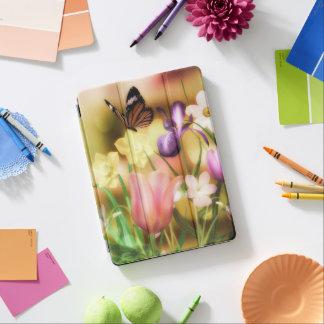 De tuin iPad prohoesje van de Vlinder van de iPad Pro Cover