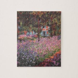 De Tuin van Claude Monet //in Giverny Legpuzzel