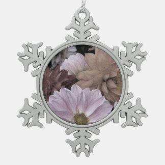 De Tuin van de dahlia bloeit het Ornament van de