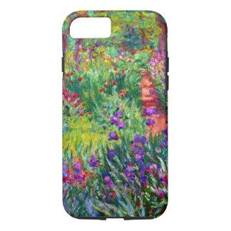 De Tuin van de iris in Giverny iPhone 8/7 Hoesje