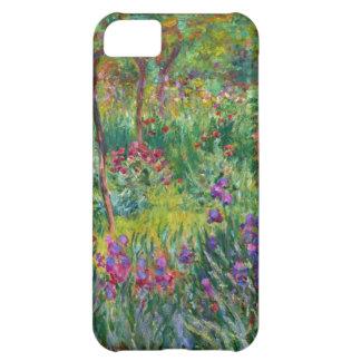 De Tuin van de Iris van Monet bij het Hoesje van i