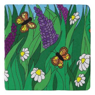 De Tuin van de vlinder Trivet