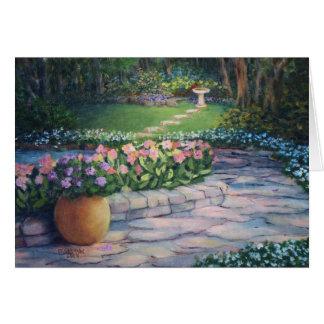De Tuin van Elaine Kaart
