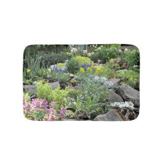 De Tuin van het Plattelandshuisje van de lente Badmat