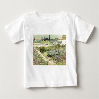 De Tuin van Vincent van Gogh in Arles Baby T Shirts