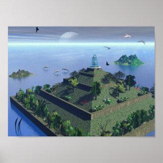 De Tuinen van Babylon Poster