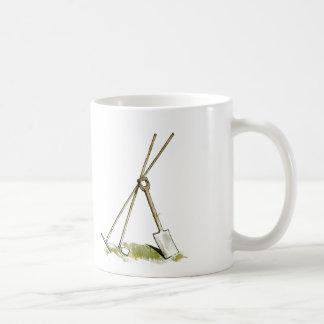 De tuinman koffiemok