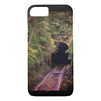 De Tunnel van de trein iPhone 7 Hoesje