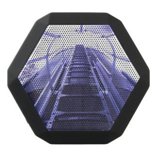 De tunnel zwarte bluetooth speaker