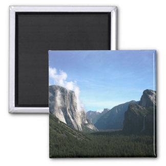 De tunneluitzicht van Yosemite Magneet