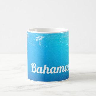 De turkooise Oceaan van de Bahamas Koffiemok