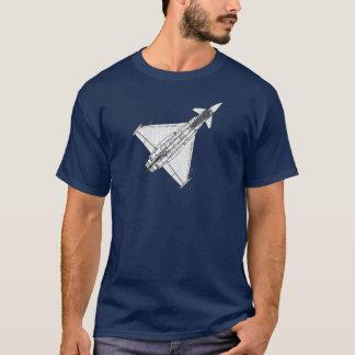 De Tyfoon van Eurofighter T Shirt