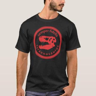 De Tyrannosaurussen van Fidelis van Semper T Shirt