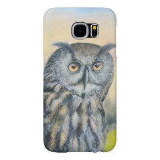 De Uil van Eagle Samsung Galaxy S6 Hoesje