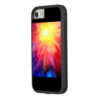 De uitbarsting van de kleur Case-Mate tough extreme iPhone 8/7 hoesje