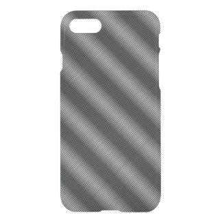 De uiterst dunne Zwarte & Witte Lijnen van de iPhone 8/7 Hoesje