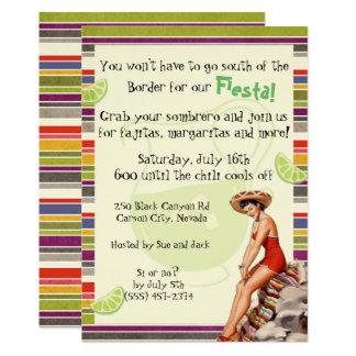 De Uitnodiging van Cinco DE Mayo