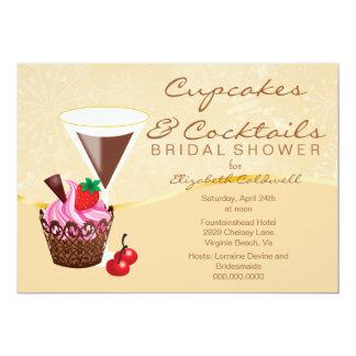 De Uitnodiging van Cupcakes & van het