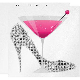De Uitnodiging van de cocktail party door SRF