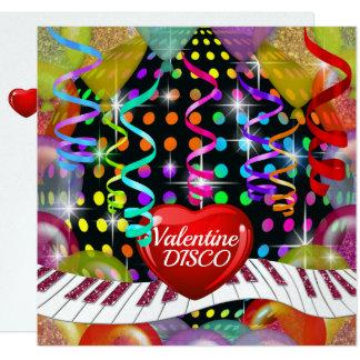 De Uitnodiging van de Dans van de Disco van