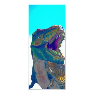 De Uitnodiging van de dinosaurus