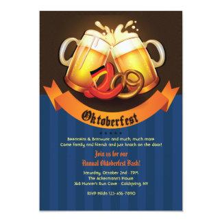 De Uitnodiging van de Mokken van het Bier van