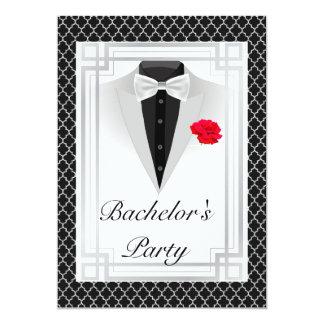 De Uitnodiging van de Partij van de elegante