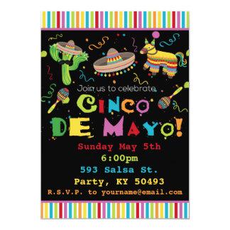 De Uitnodiging van de Partij van de Fiesta van