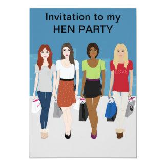 De Uitnodiging van de Partij van de Kip van de