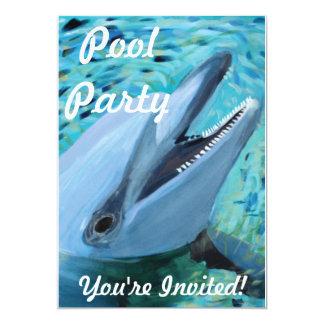 De Uitnodiging van de Partij van de pool