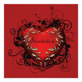 De Uitnodiging van de Partij van de Valentijnsdag