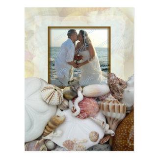 De Uitnodiging van de Partij van het Huwelijk van Briefkaart