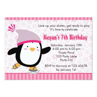De Uitnodiging van de pinguïn - de Verjaardag van